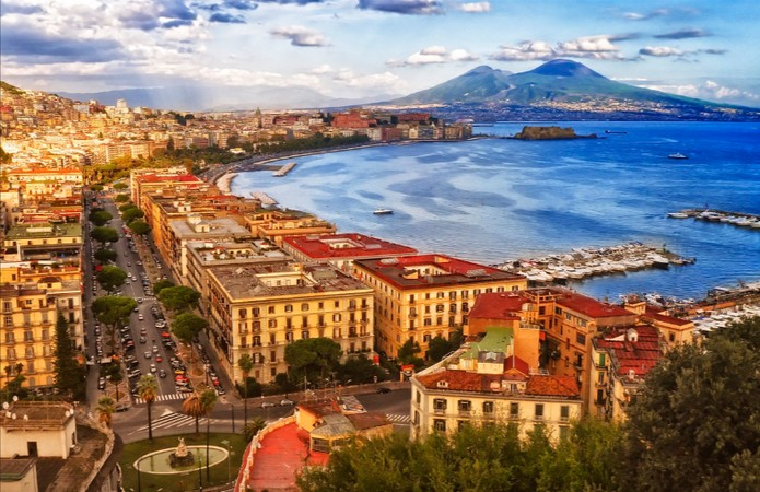 CITY TOURS OF NAPLES
