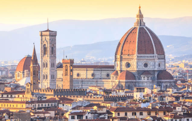 FLORENCE AND CHIANTI